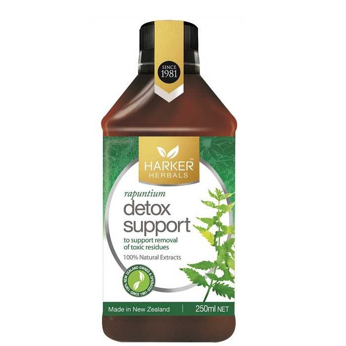 Harker Herbals Detox Support 250ml