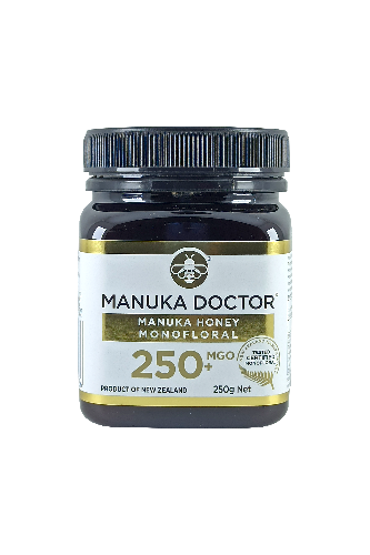 Manuka Doctor MGO 250+ Manuka Honey Monofloral 250gr