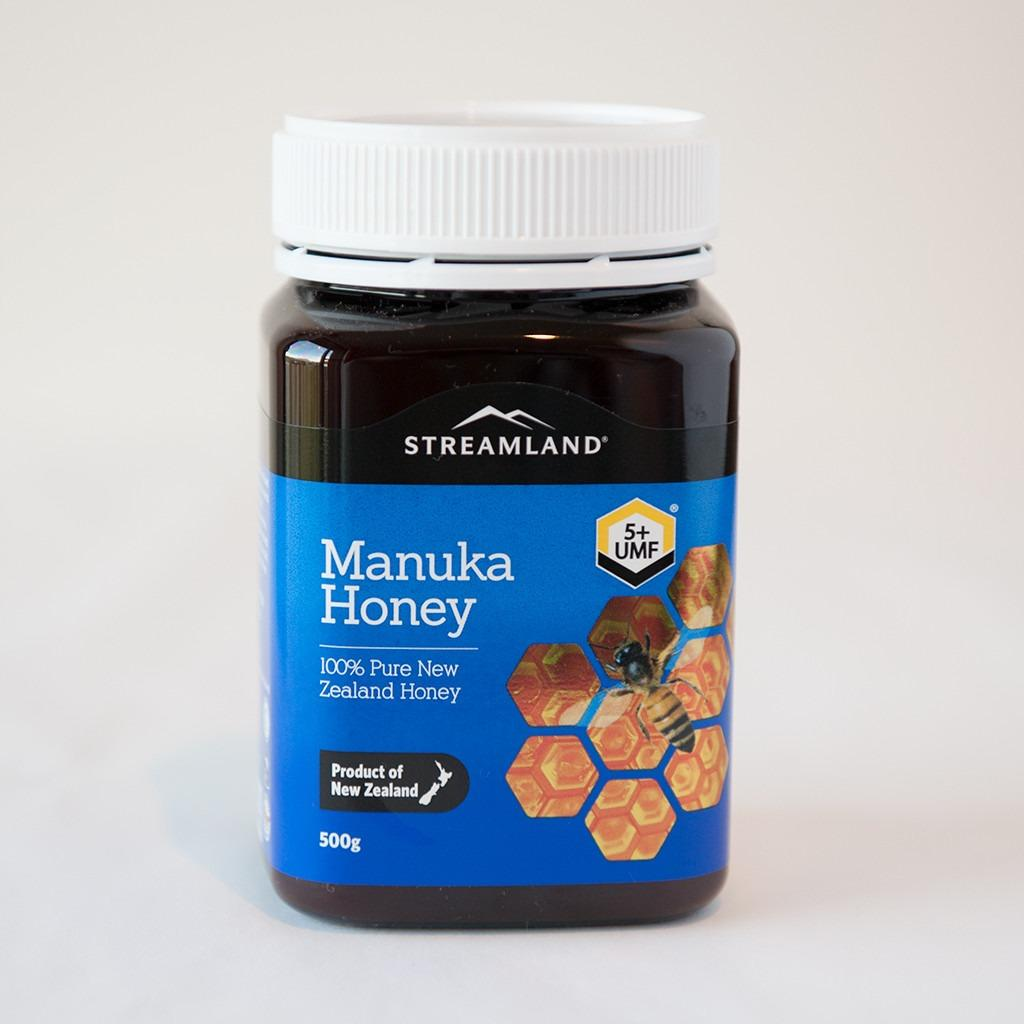 Streamland Manuka Honey UMF 5+ 500g