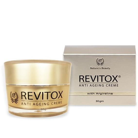 Nature's Beauty Revitox Anti Aging Cream
