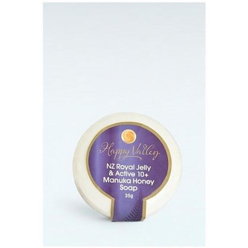 Happy Valley Honey Royal Jelly & Manuka Soap 35g