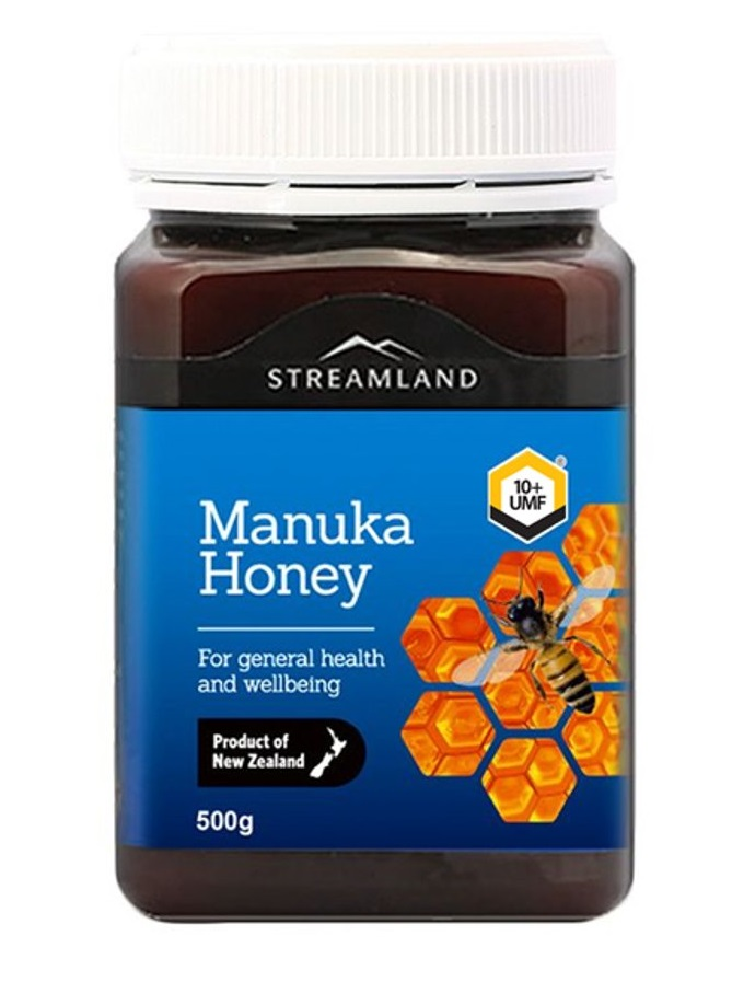 Streamland Manuka Honey UMF 10+ 500g