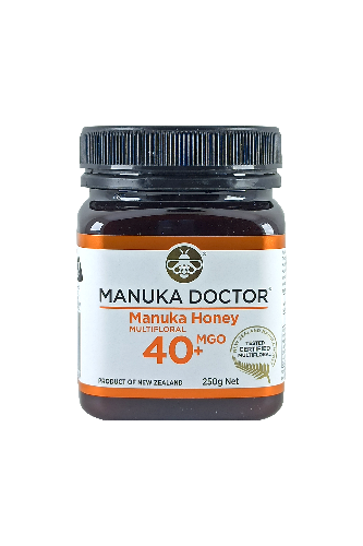 Manuka Doctor MGO 40+ Manuka Honey Multifloral 250gr