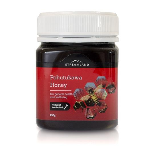 Streamland Pohutukawa Honey 250g