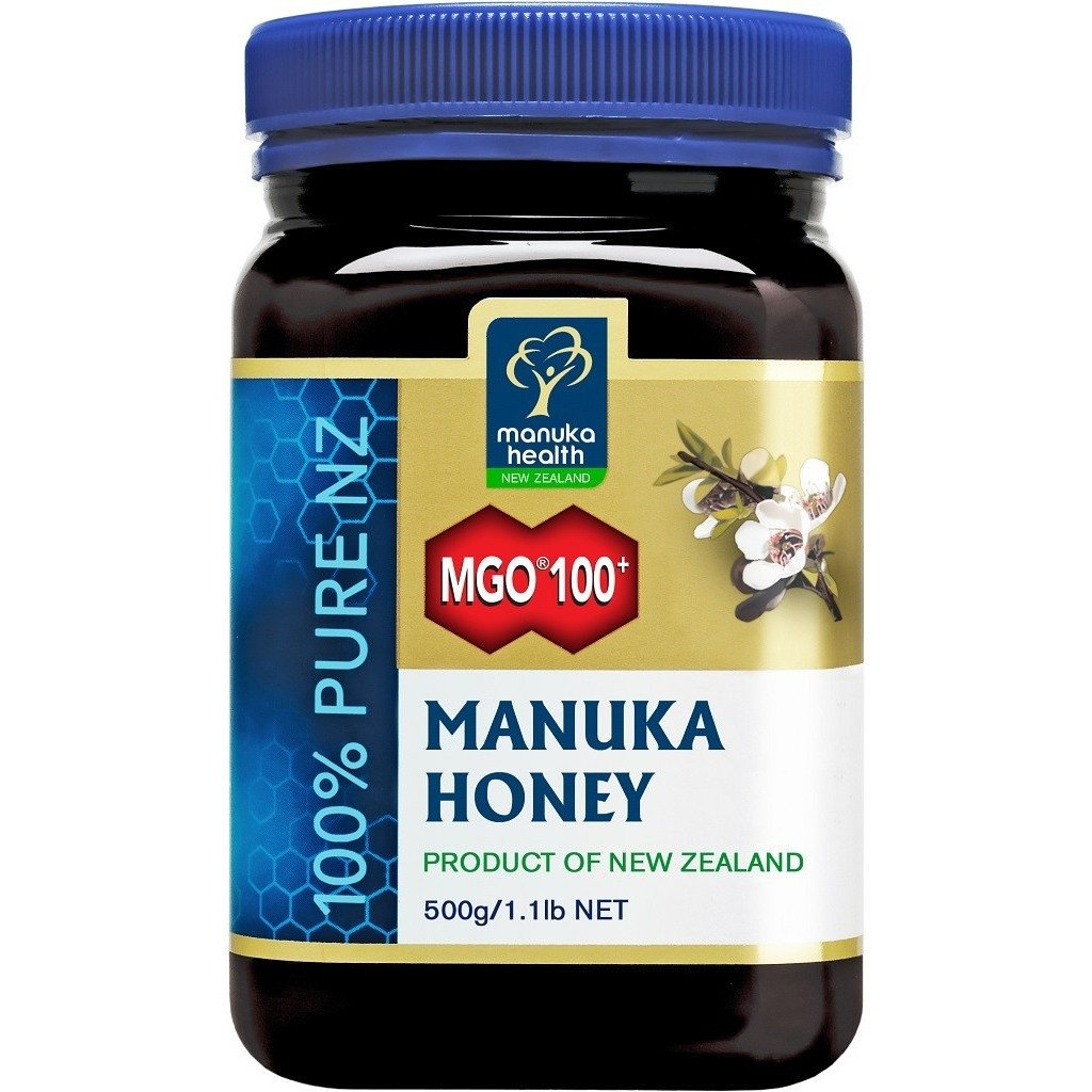Manuka Health MGO 100+ 500g