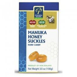 Manuka Health MGO 400+ Manuka Honey & Propolis Suckles 100g