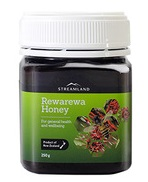 Streamland Rewarewa Honey 250g