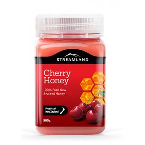 Streamland Cherry Honey 500g