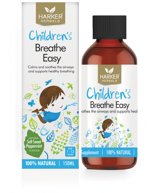 Child Harker Herbals Breathe Easy 150ml