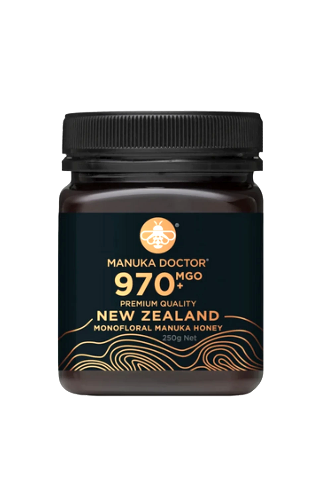 Manuka Doctor MGO 970+ Manuka Honey Monofloral 250gr