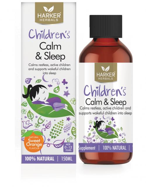 Child Harker Herbals Calm & Sleep 150ml