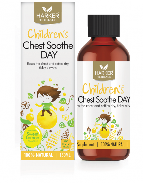 Child Harker Herbals Chest Soothe Day 150ml