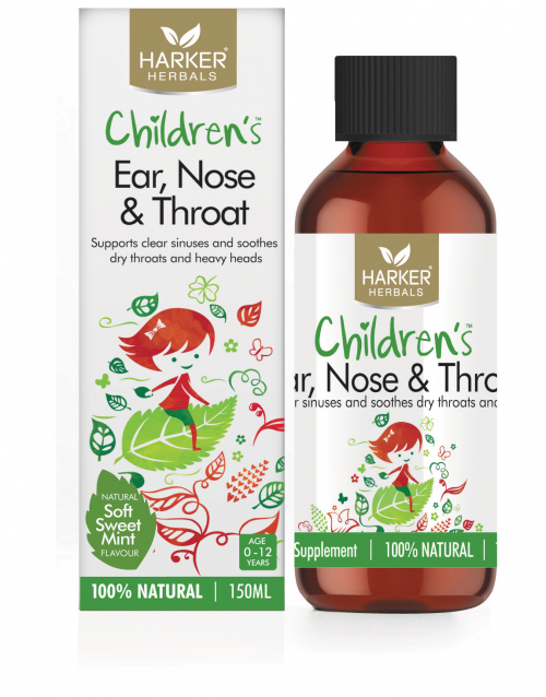 Child Harker Herbals Ear,Nose & Throath 150ml