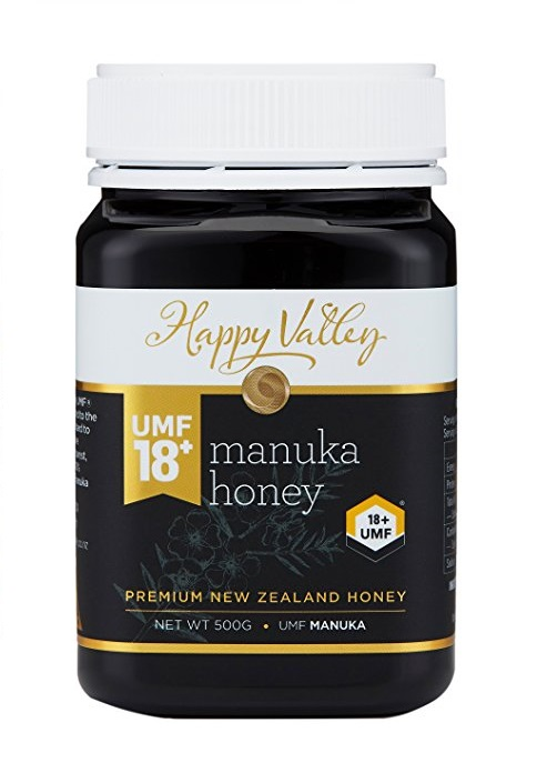 Happy Valley Honey UMF  18+ 500g