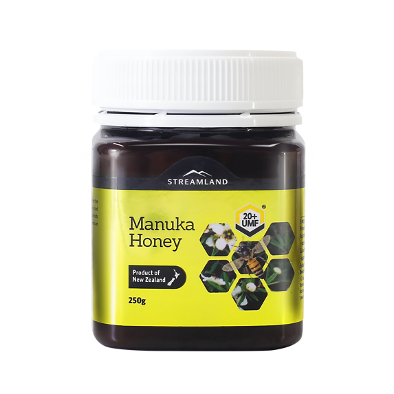 Streamland Manuka Honey UMF 20+ 250g