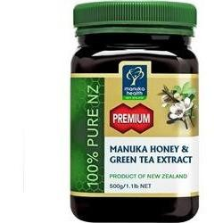 Manuka Health - Manuka Honey With Green Tea Extract 500g